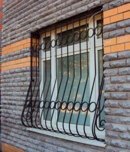 решетки на окна в Киеве где купить недорого