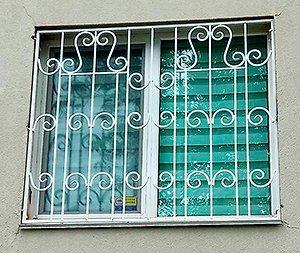 решетки на окна в Киеве фото на сайте
