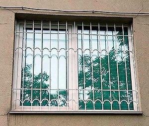 решетки на окна в Киеве купить