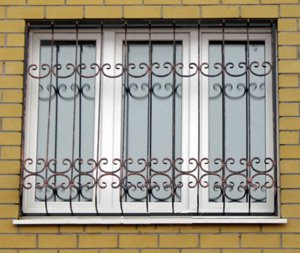 решетки на окна в Киеве цена