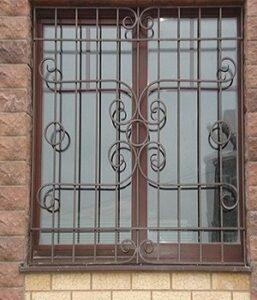 Установка решеток на окна в Киеве стоимость услуги